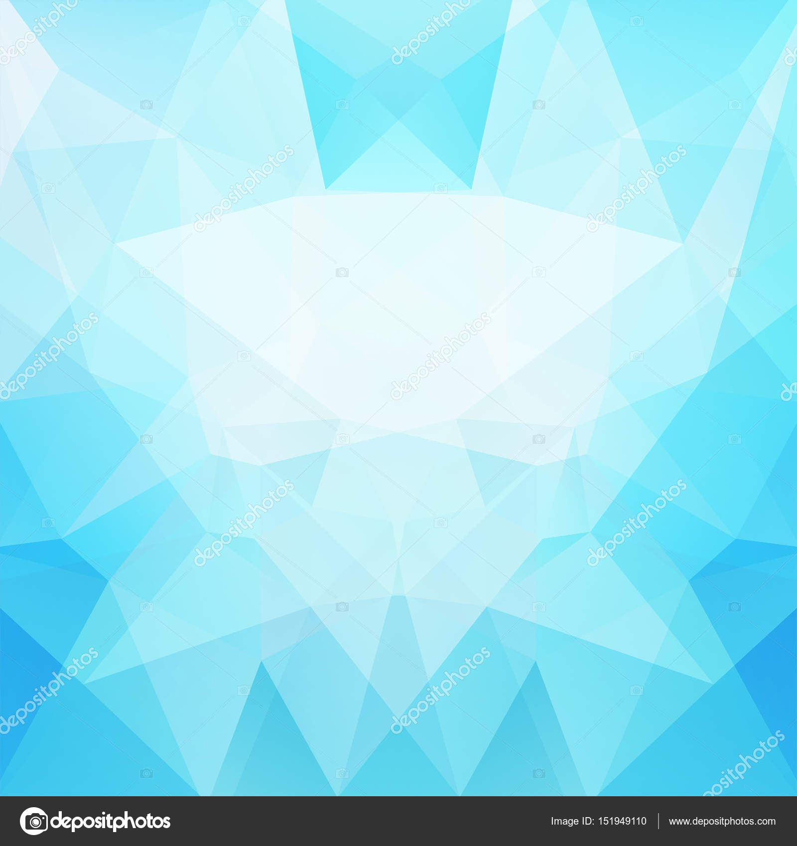Geometric pattern, polygon triangles vector background in