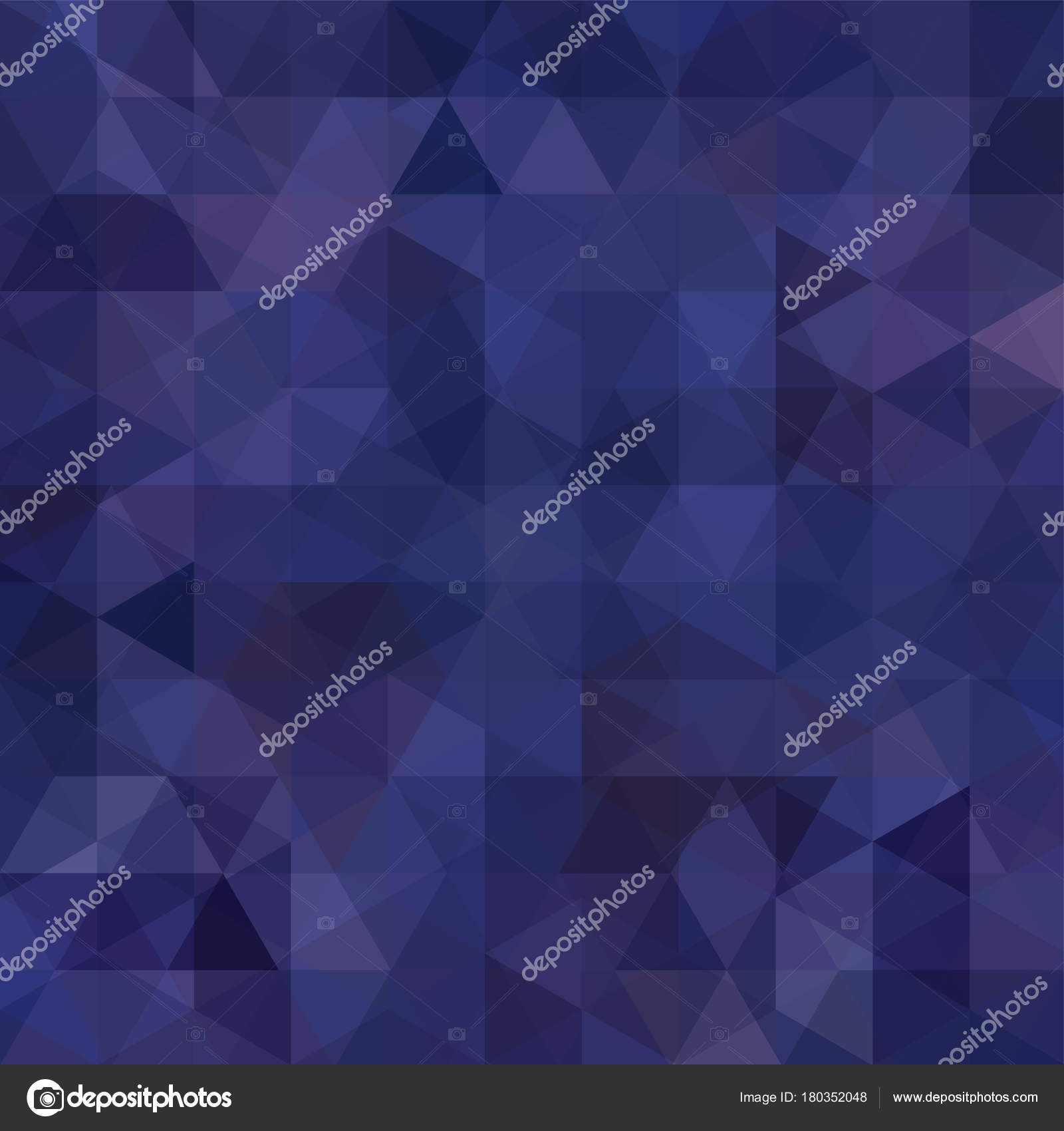 Zusammenfassung Hintergrund bestehend aus lila, blaue Dreiecke ...