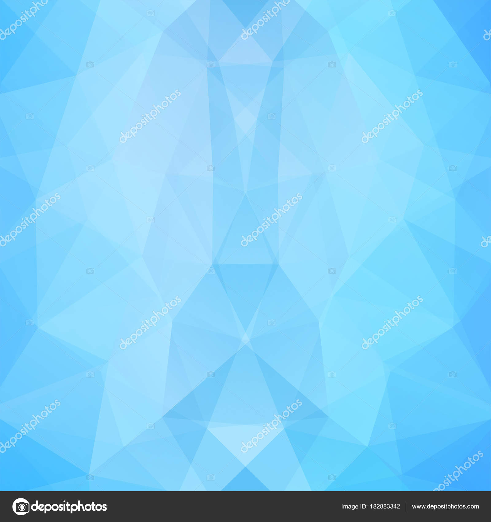 Zusammenfassung Hintergrund bestehend aus Pastell blaue Dreiecke ...