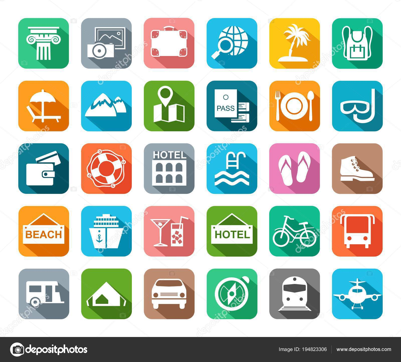 Diferentes tipos de turismo - Diversi tipi di turismo ...