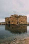 ősi kastély paphos közelében Földközi-tenger