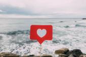 Fotografie Wie am Stock am Mittelmeer