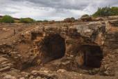 romos Saranta Kolones vár a régi régészeti park