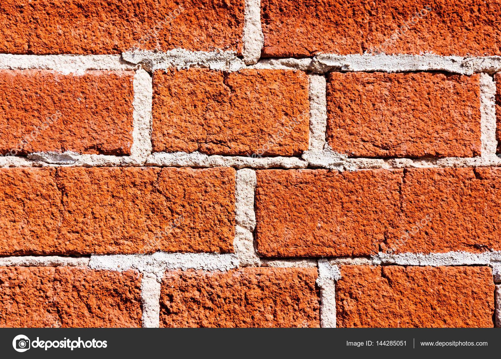 Mur En Brique Rouge texture de mur de brique rouge — photographie wastesoul