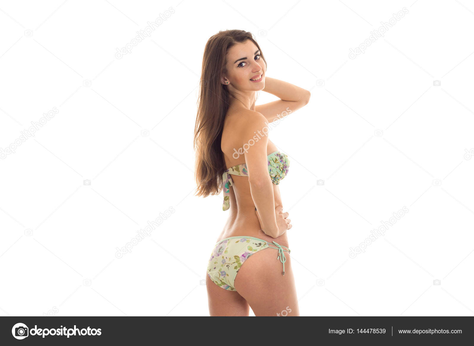 Hot Μπικίνι έφηβος σεξ