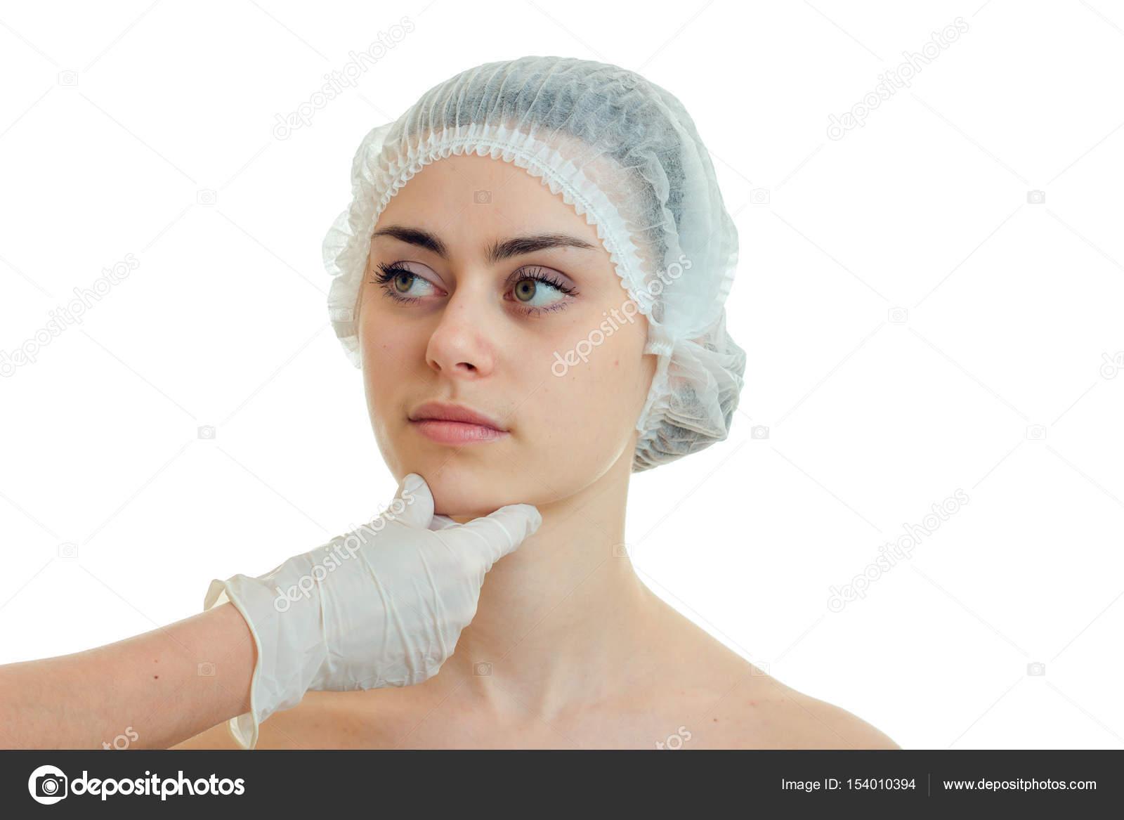 Девушка на медицинском осмотре, частное фото дрочат на большие сиськи