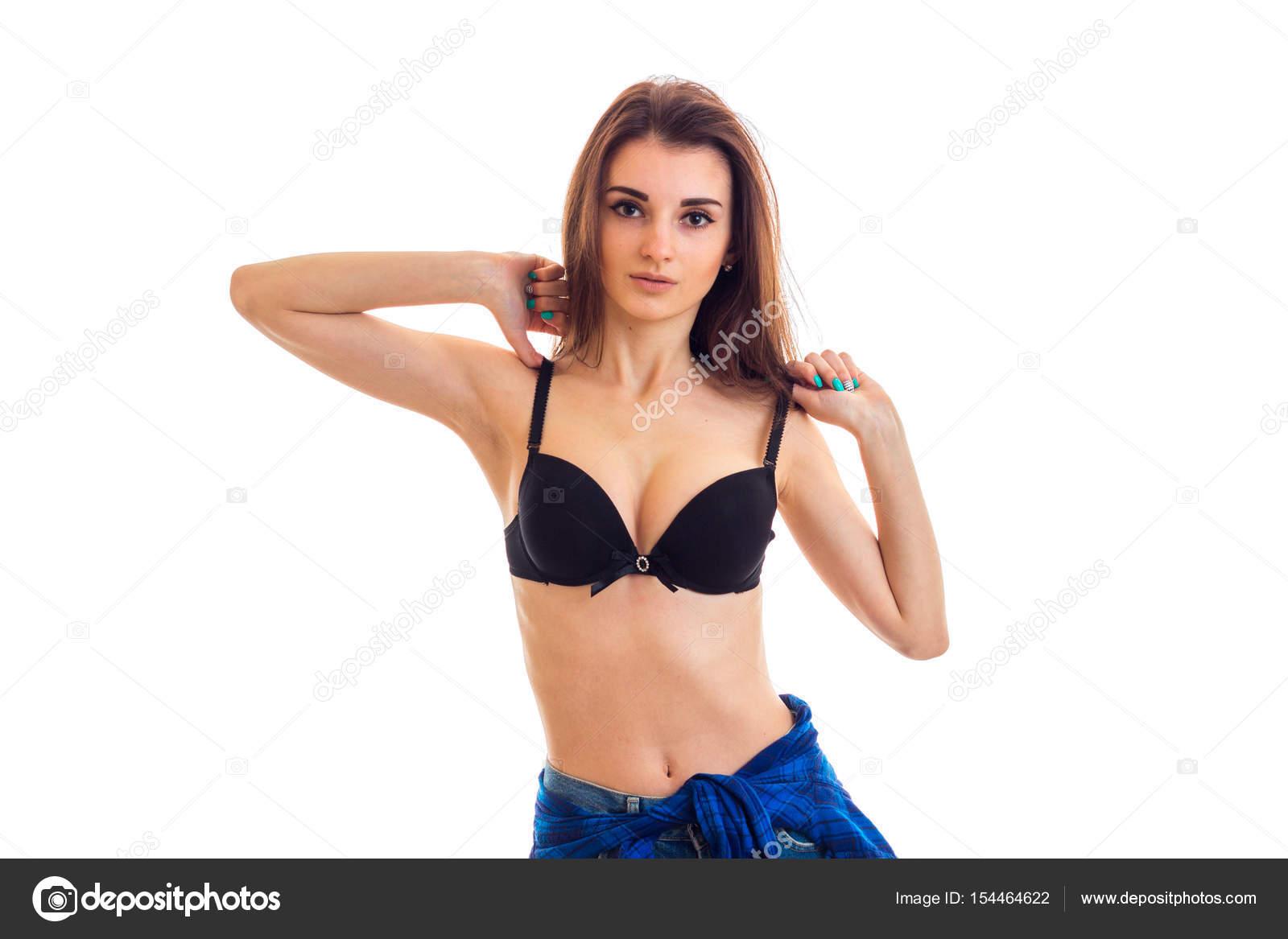 unga stora bröst