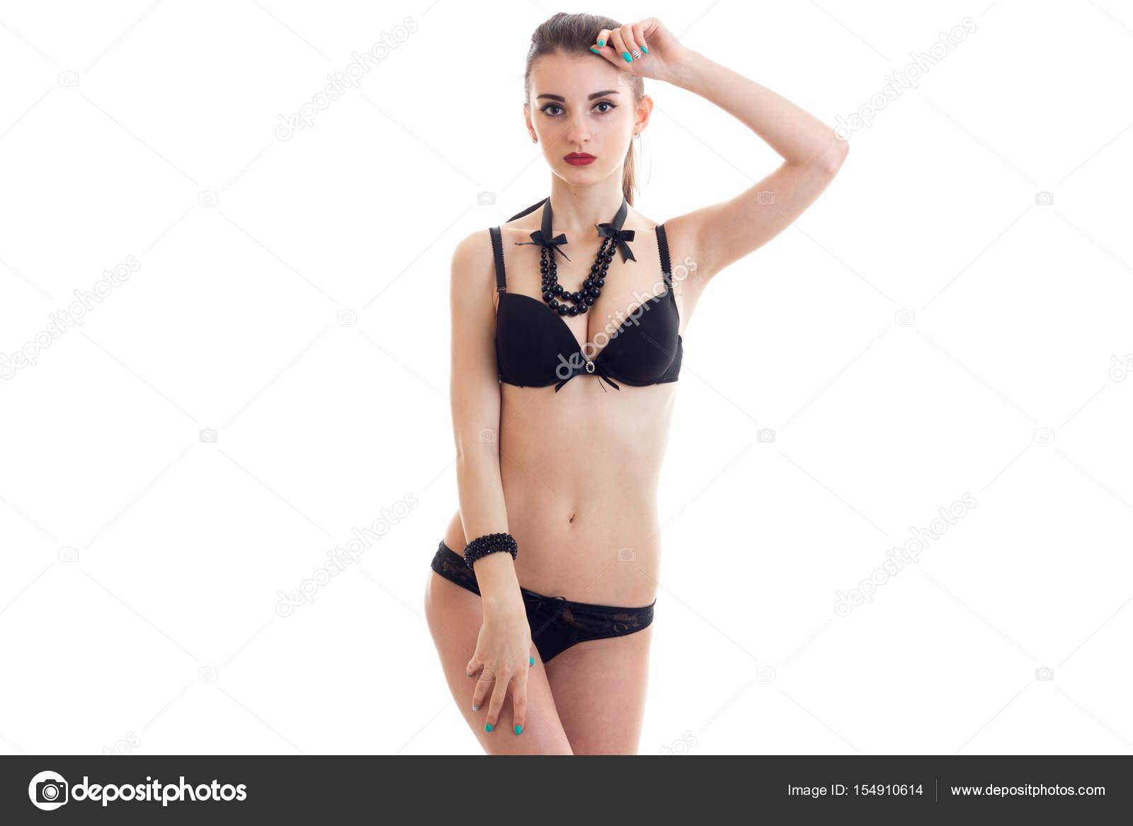 Sexy ragazza dal collo