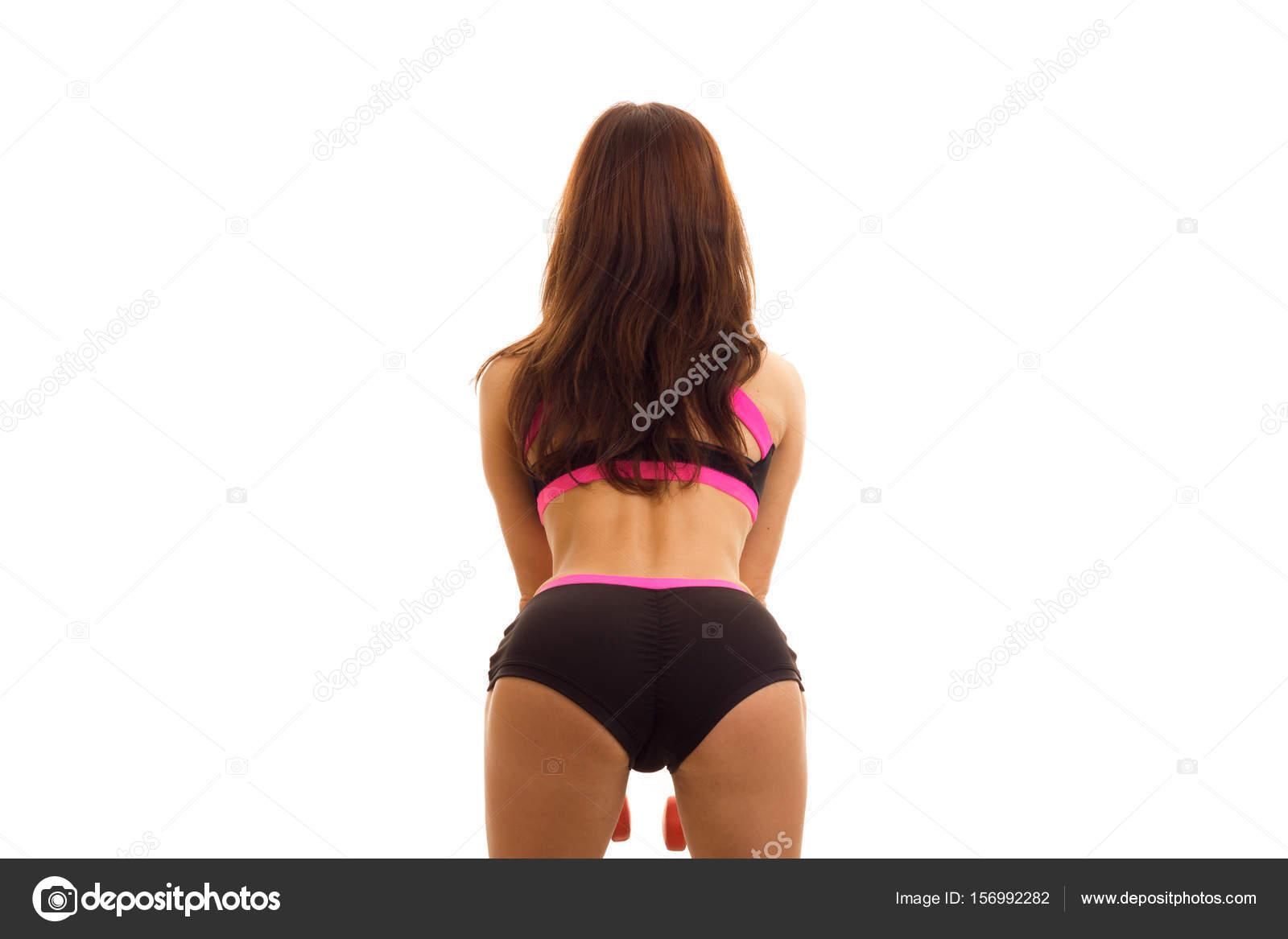 Красивы зад девушек фото