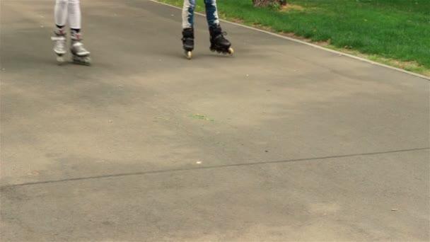 Hustler roller skates