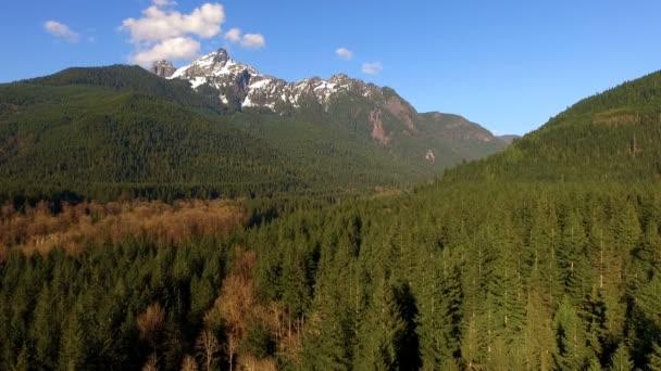 White Horse Mountain North Cascades Darrington Washington Sauk River Valley