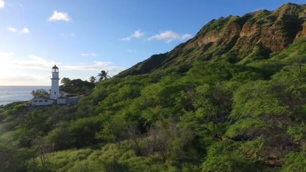 Diamond Head Lighthouse South Shore Oahu, Hawaii