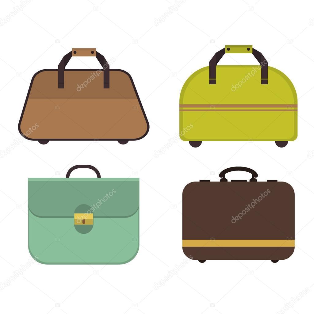 a81e48091c Ταξίδι αποσκευές τουρισμού διακοπές μονωμένα σετ τσάντα ταξιδιού.  Επαγγελματίες λαβή δέρμα ρετρό ταξίδι βαλίτσα ταξιδίου τσάντα ταξίδι  διακοπών τουριστικά ...