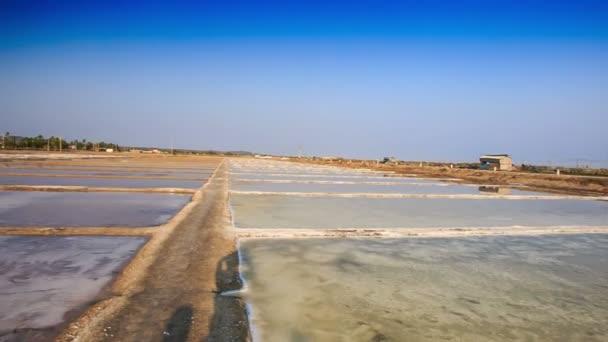 salt production farm lakes