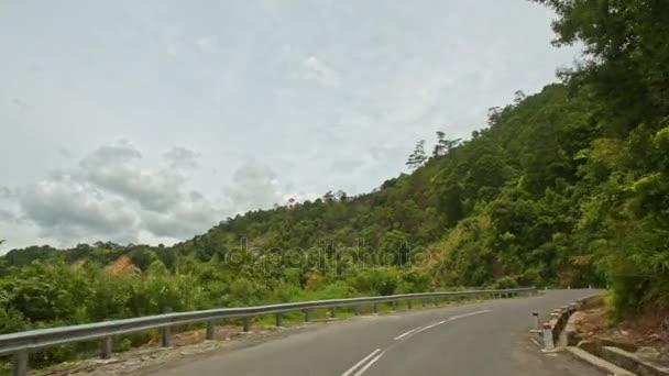 horská asfaltové silnice
