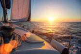 Photo Sailing ship luxury yacht