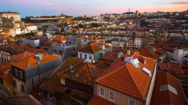Old Porto and Dora river