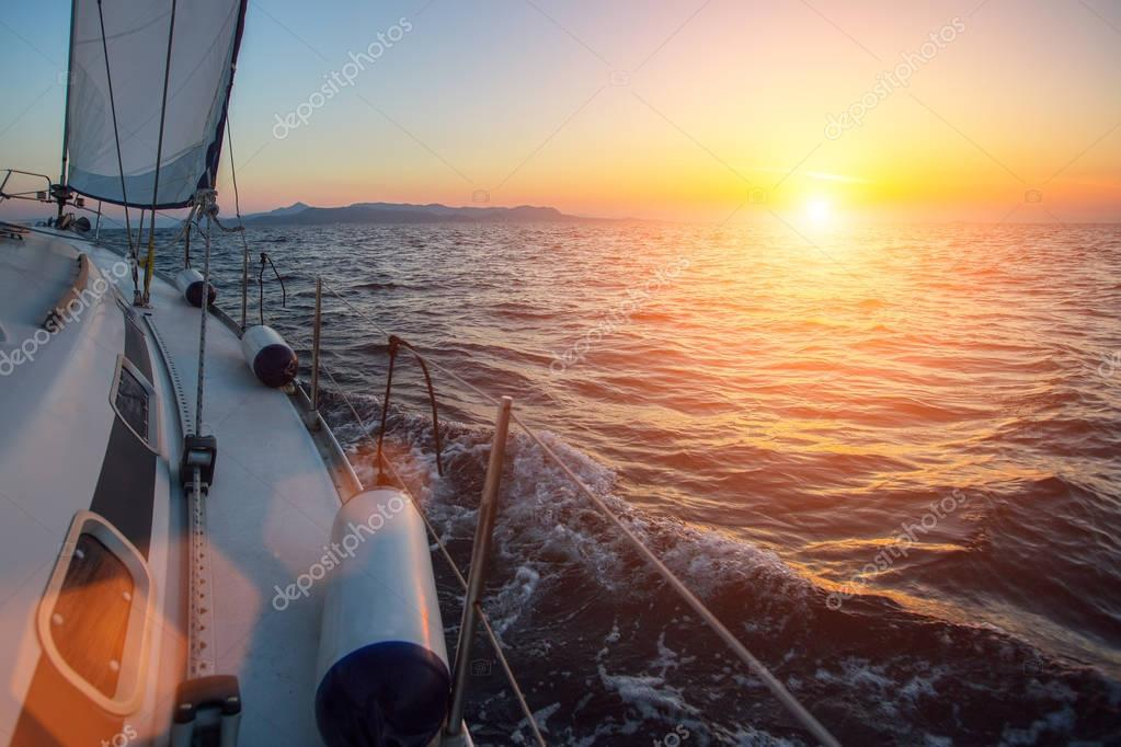 luxury yacht boat