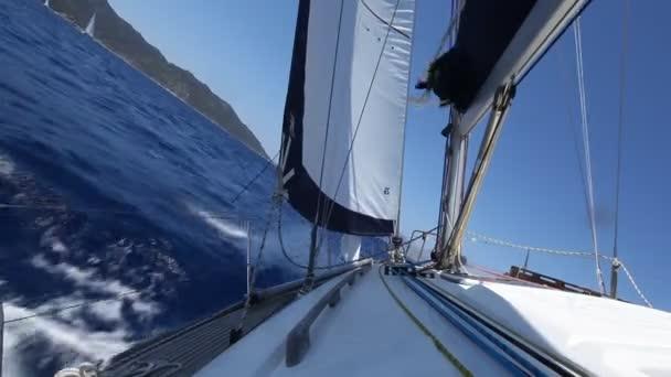 Jachta na závod plachetnic