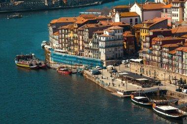Douro river of Porto