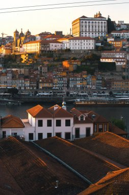 Old downtown of Porto