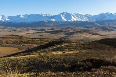 Altai mountains, Chuya ridge, West Siberia, Russia.