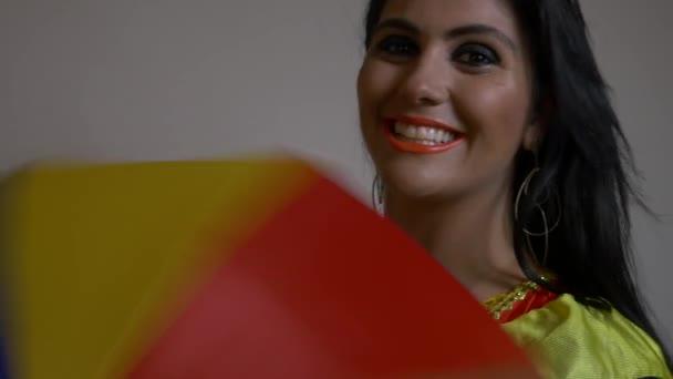 Brazilské nošení karnevalový kostým