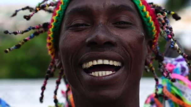Brazilské Afriky s úsměvem