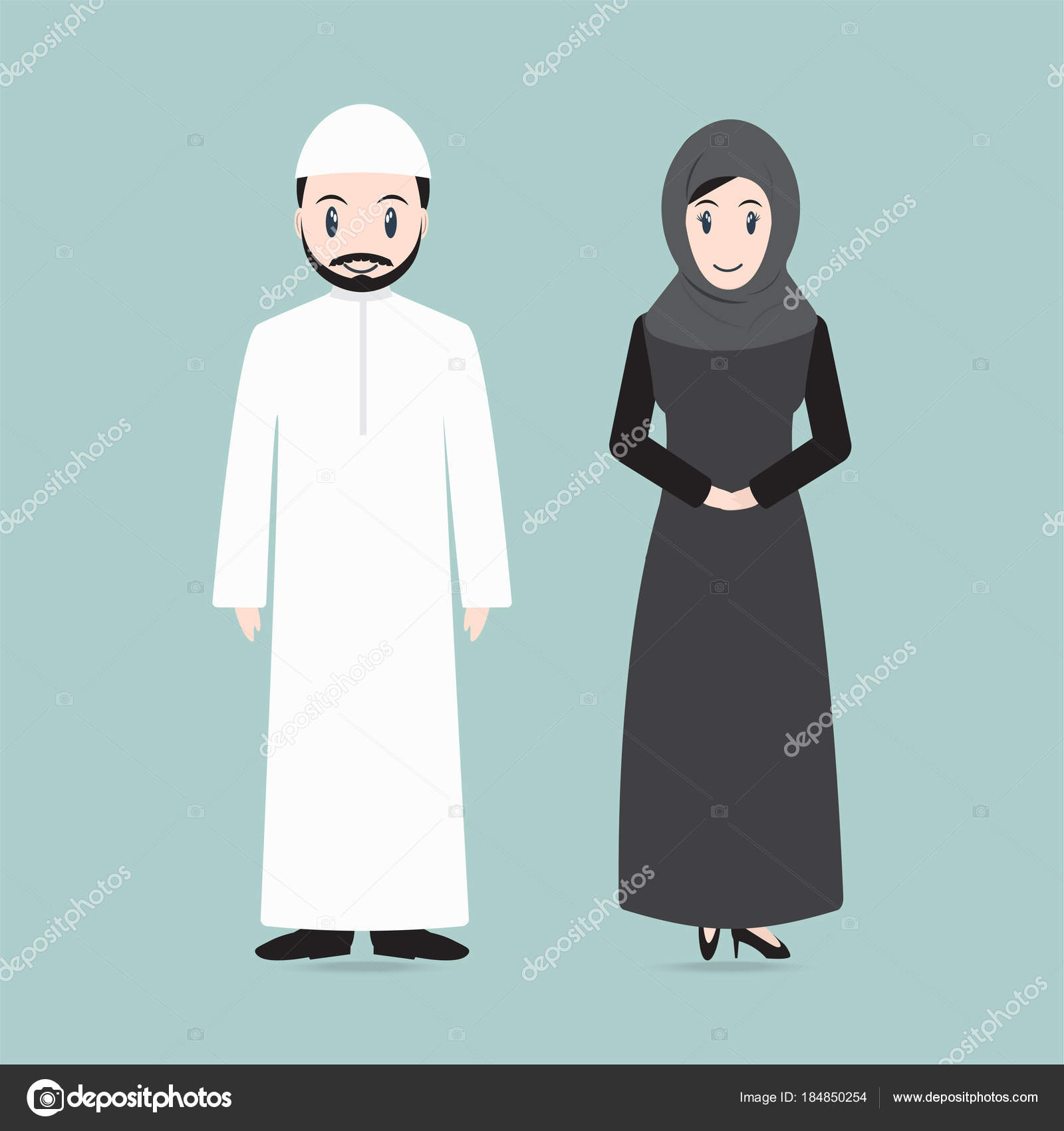 Non muslim woman dating muslim man