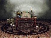 Táblázat a rituális tárgyak