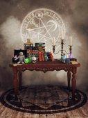 Táblázat a mágikus tárgyak