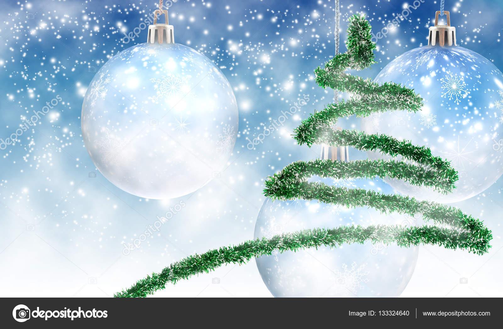 Wszystkie nowe Piękne kartki świąteczne. Obraz z choinki zbliżenie — Zdjęcie UV07