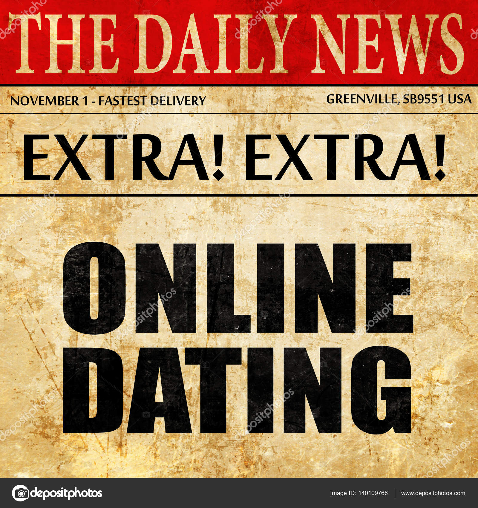 news articles on online dating