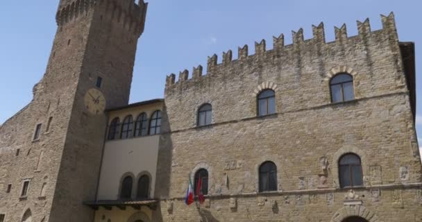 The Communal Palace. Arezzo, Tuscany (Italy)