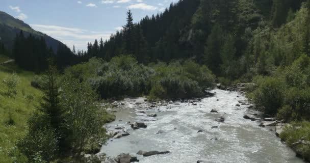 Ridanna Rio, whitewater creek v italských Alpách
