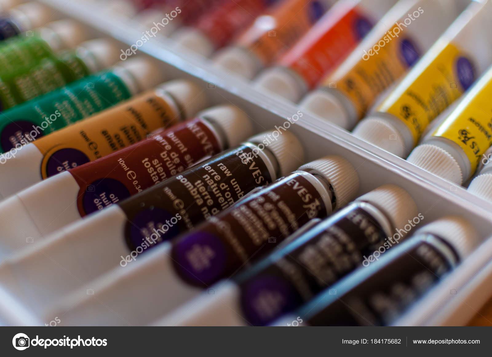Reeves Öl Farben Art Supplies