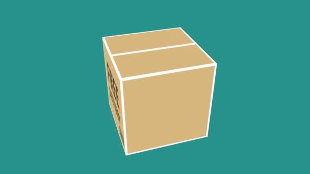 Otevřít balíček zdarma zásilková služba