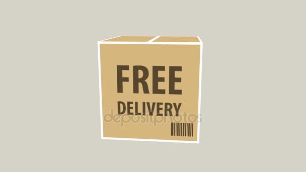 Box balíček zdarma zásilková služba
