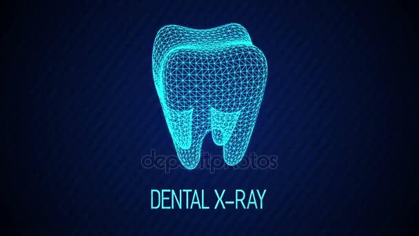 Zahnröntgenanimation
