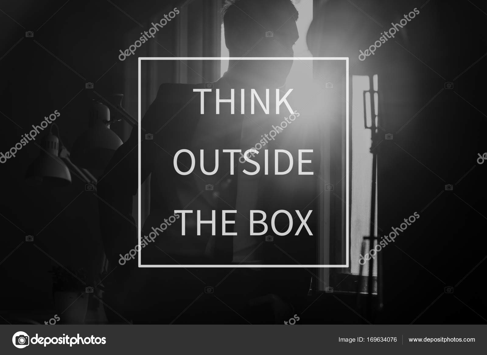 outside the box office. Outside The Box Office. Text Think Over Conceptual Business Scene With Businessman Office 2