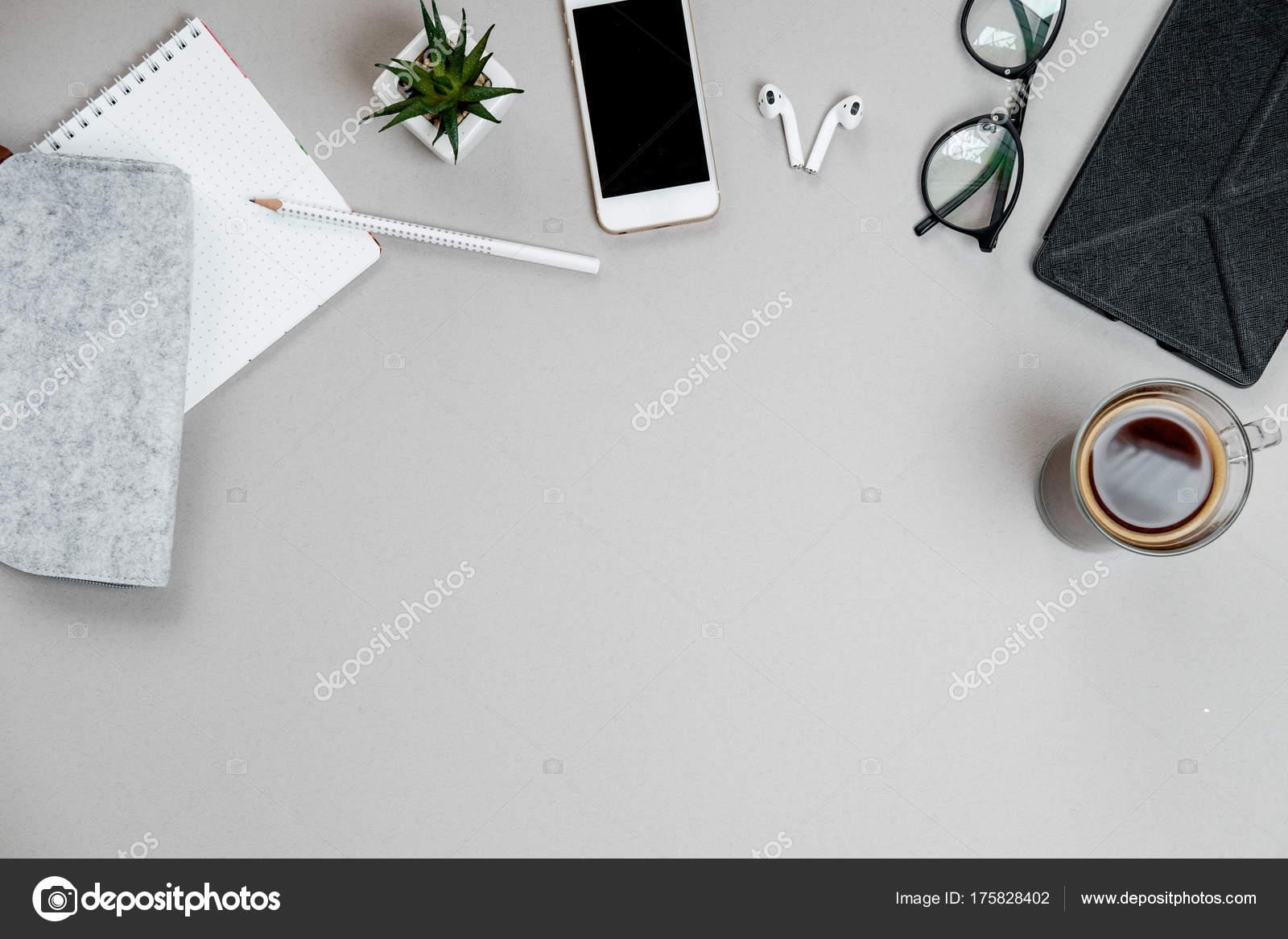 Grauer desktop hintergrund