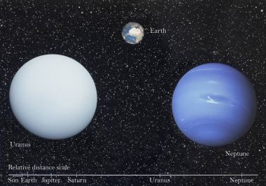 Ice giant planets