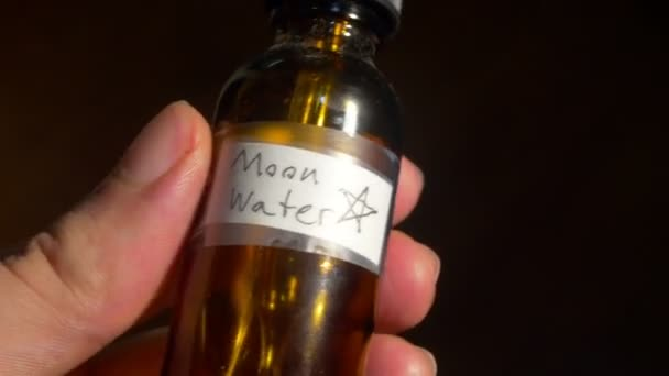Moon water for wiccan rituals