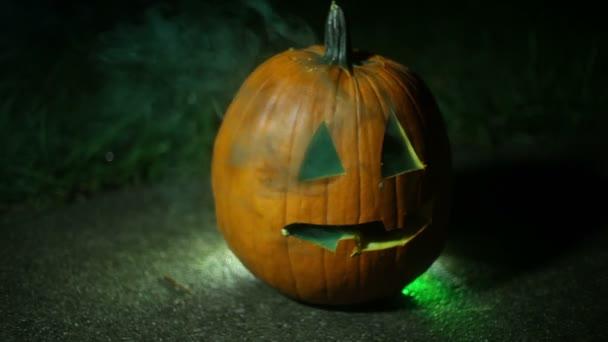 Félelmetes hűvös Halloween tök