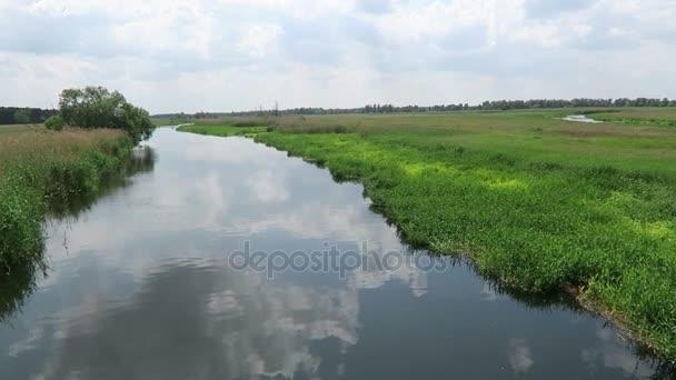 Havel řeka (Braniborsko Německo) krajina