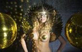 arany disco istennő