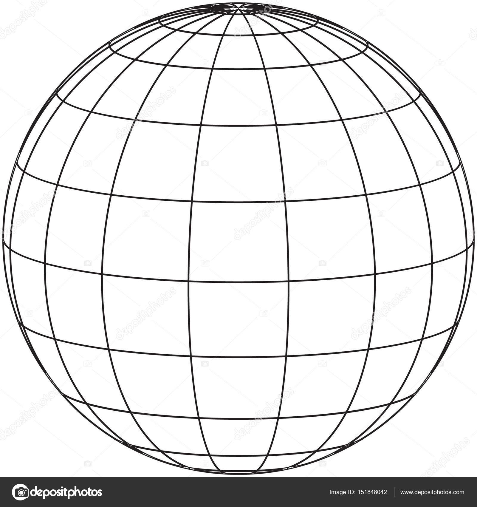 Koule Drat Koncept Kresba Stock Fotografie C Jamesstar 151848042