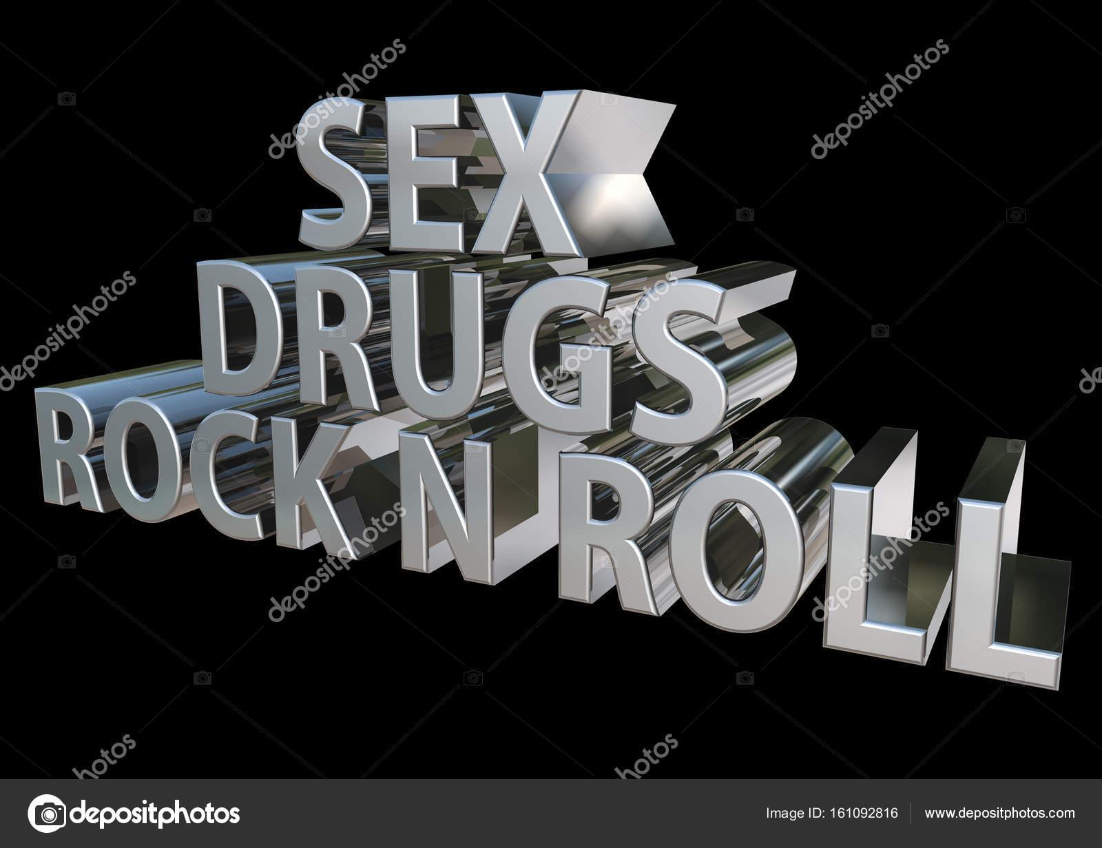 Секс наркотики и рок н ролл 2009