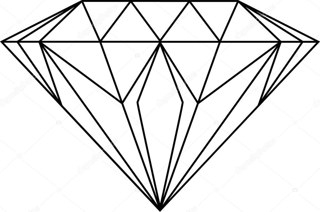 Kresba Diamantu Blm