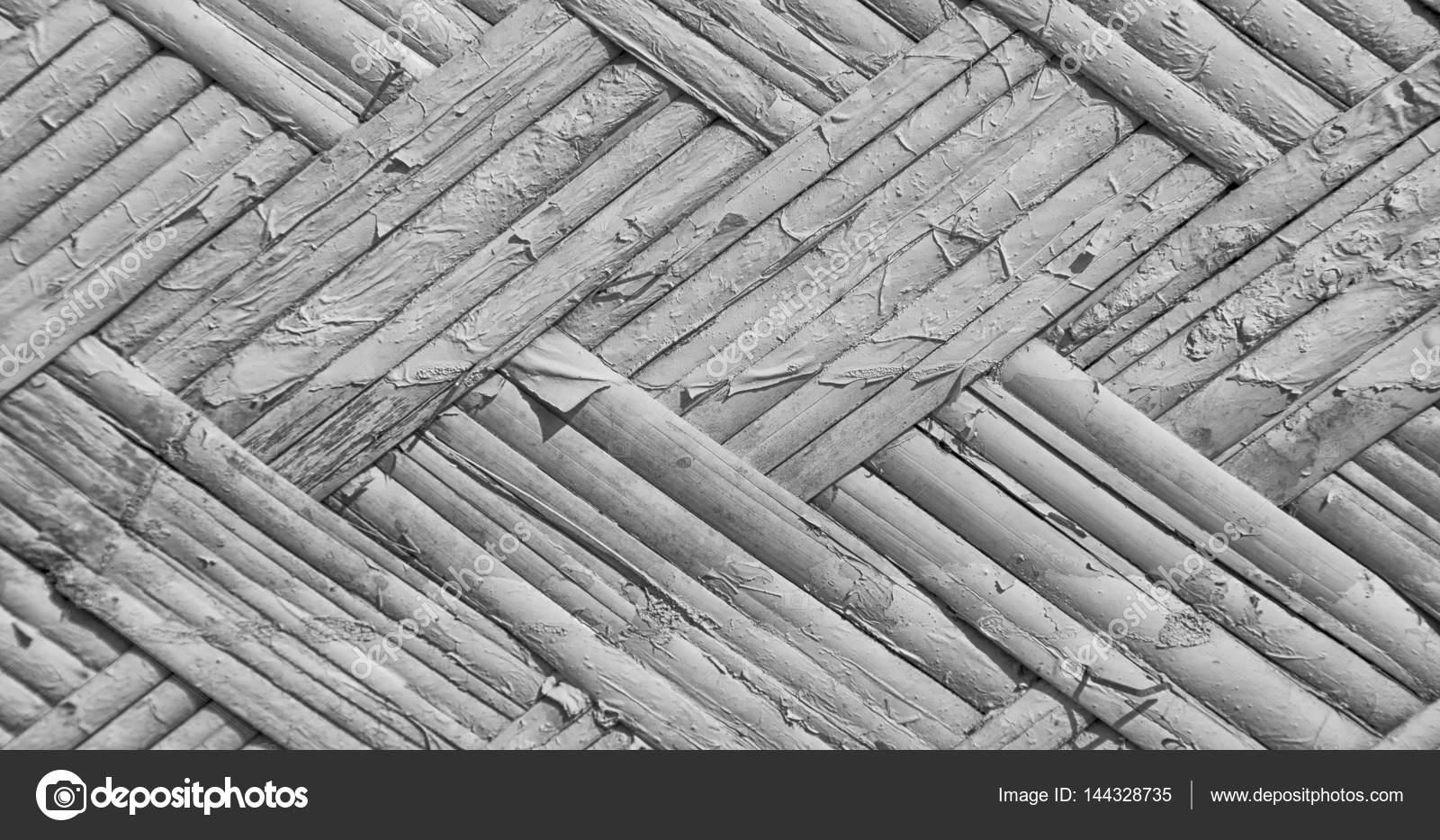 eine mauer bauen auf wicker bambus — stockfoto © lkpro #144328735